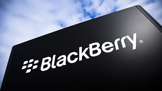 BlackBerry Sues Facebook for Patent Right Violations