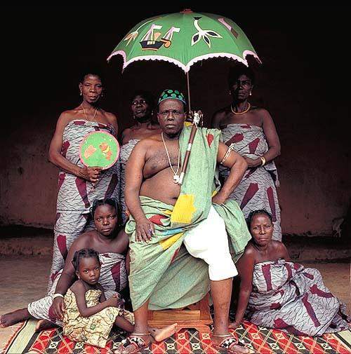 Daniel Laines Fantastic Work on African Kings