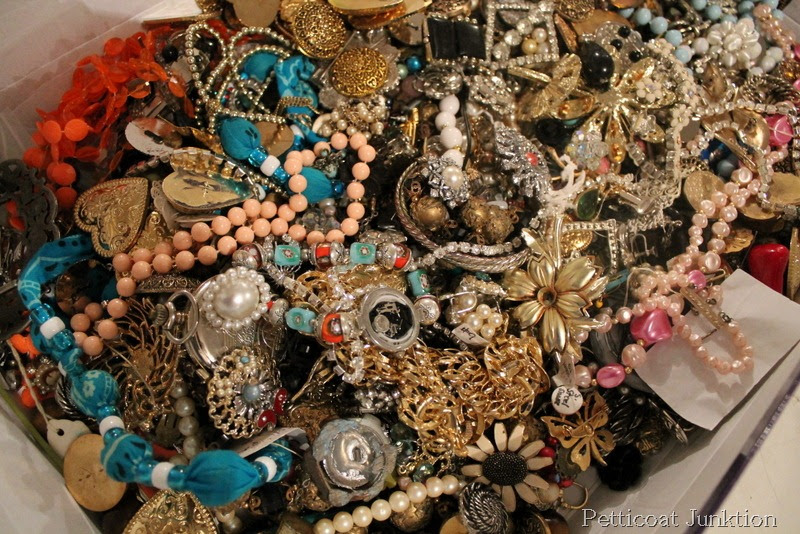 clean up junk jewelry