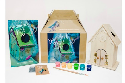 A creative fairy gift for kids that will have them dreaming