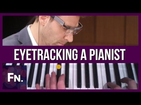 ¿Que mira un pianista?