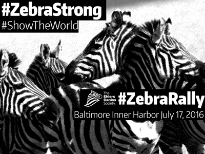 #ZebraStrong! The Ehlers-Danlos Society to Hold Rally in Baltimore's Inner Harbor | The Ehlers Danlos Society