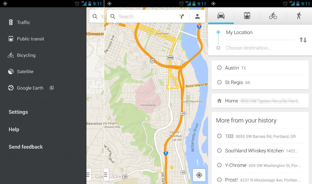 New Google Maps  Goes Live In Google Play Here Is
