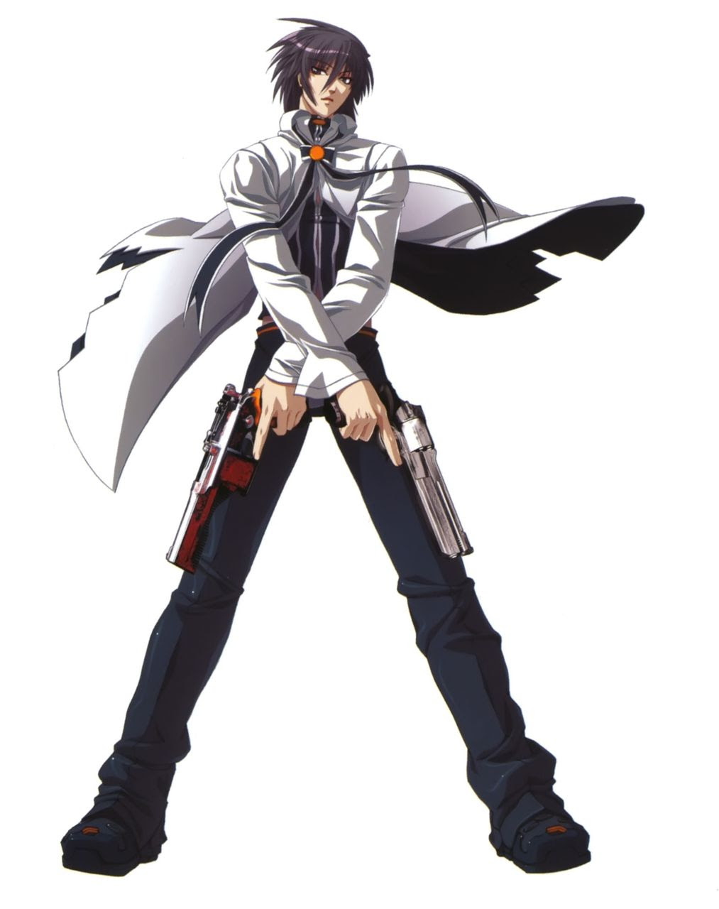 二丁拳銃を使う主人公のアニメ漫画ゲームを教えろくださいろぼ速vip