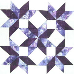 Snowflake Block for Deb - Corrected