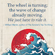 Hope and Fear: An excerpt from THE ACTIVIST'S TAO TE CHING by William Martin > New World Library