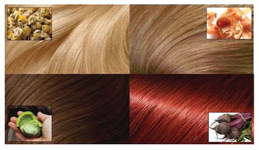 HOW TO COLOR YOUR HAIR NATURALLY WITHOUT CHEMICAL | Womans Vibe