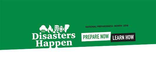 National Preparedness Month | Ready.gov