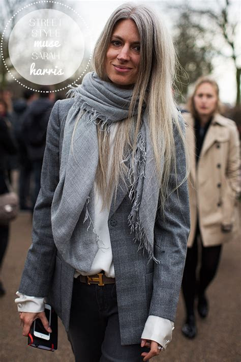 street style muse ? Sarah Harris   dressed by style