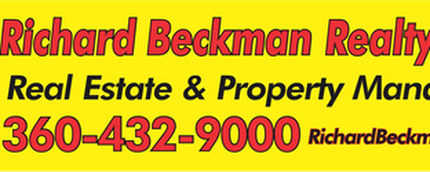 Richard Beckman Realty Group, LLC will be closed Sept 3rd