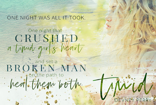 New Release Alert: Timid by Devney Perry