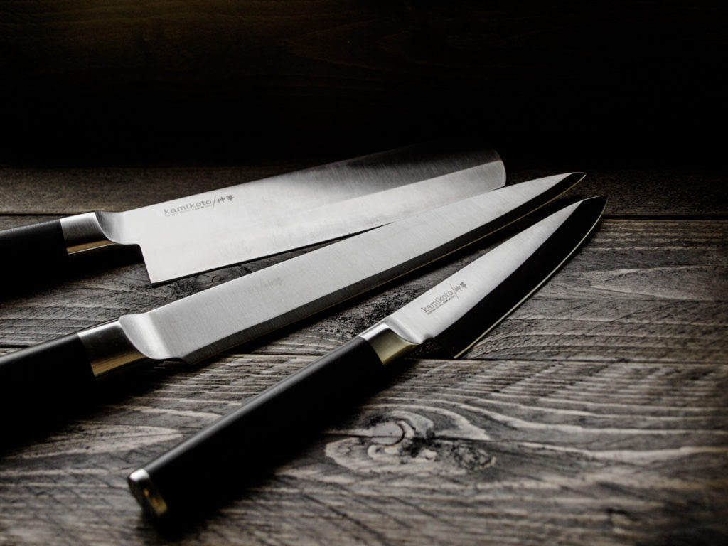 Product Review Kamikoto Kanpeki Knife Set Injohnnyskitchen