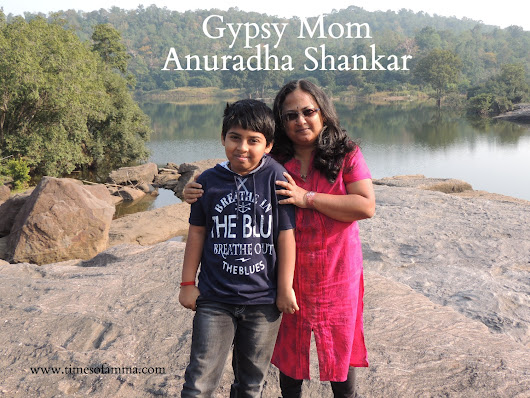 Gypsy Moms : Featuring Anuradha Shankar | The Times Of Amma