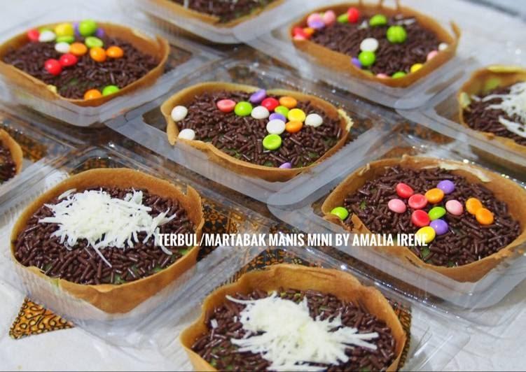 Resep Terang Bulan Martabak Manis Mini Red Velvet Empuk Enak By Dapur Amalia Irene Resep Mudah Masakan Indonesia Dapur Ismay