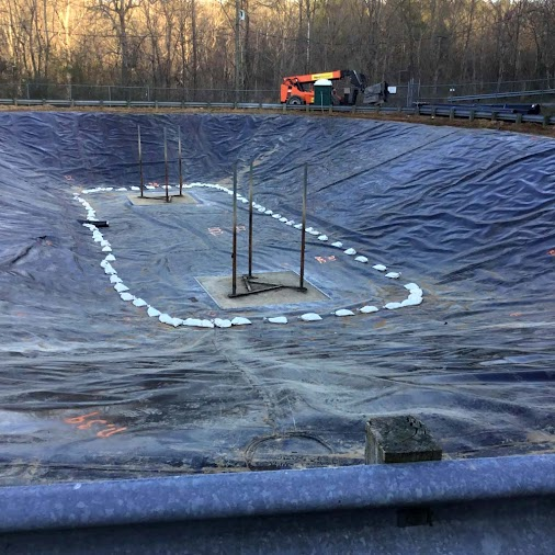 COMANCO Completes Liner Replacement at WWTP in South Carolina COMANCO recently wrapped up the 1st phase...