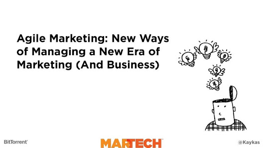Agile Marketing: New Ways Of Managing A New Era Of Marketing (And Bus…