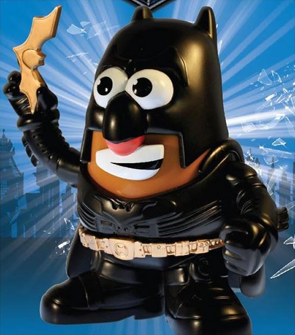 Señor Cara de Papa The Dark Knight