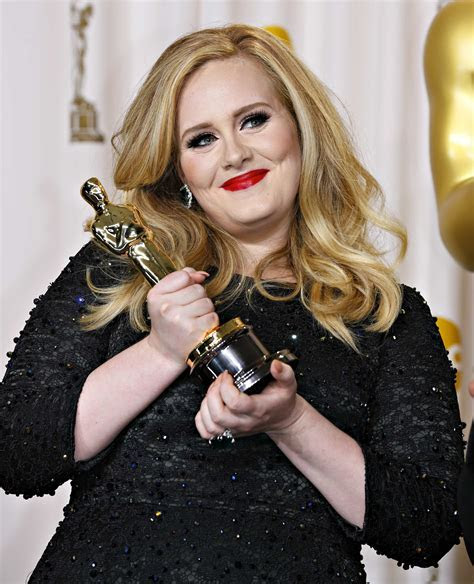 Adele would add a Tony award to her collection by doing a