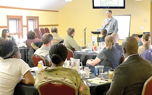 Families build resiliency, 'Strong Bonds' | Fort Carson Mountaineer