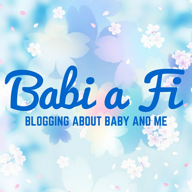 Babi a Fi Blog Badge