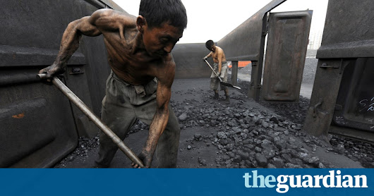 Global demand for coal falls in 2016 for second year in a row | Environment | The Guardian