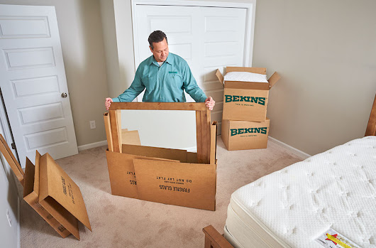 The 5 Most Common Casualties During a Move and How to Prevent the Damage - Bekins