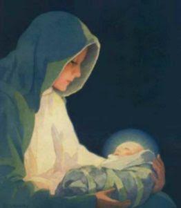 BabyJesusMary