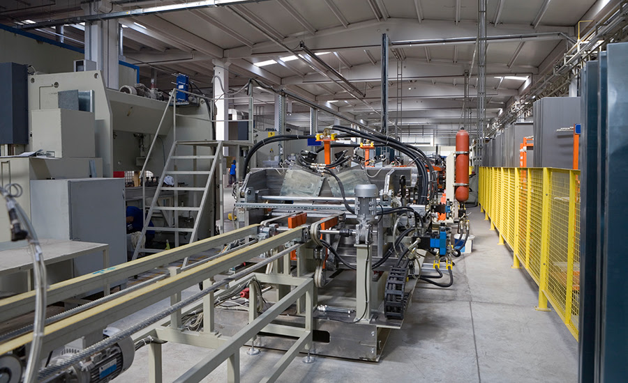 The importance of good sheet metal machinery layout to ...