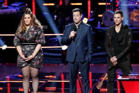 The Fight is Real on THE VOICE Season 14 Battles Week 1 Recap
