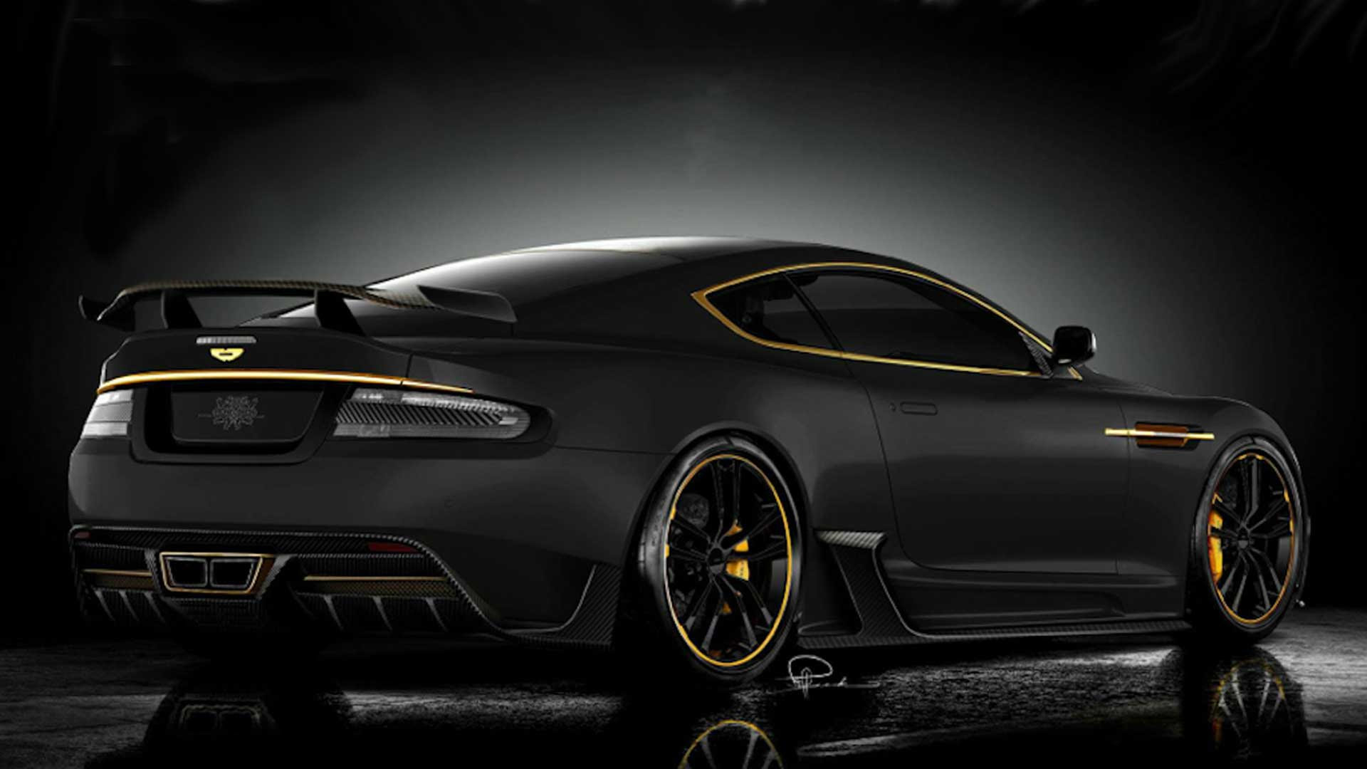 Aston Martin Wallpap