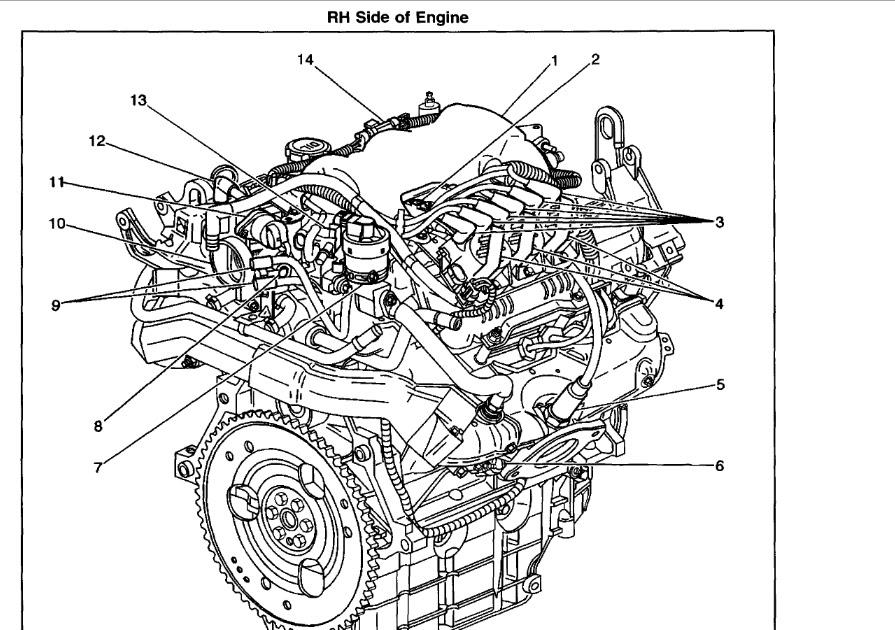 99 Alero Engine Diagram