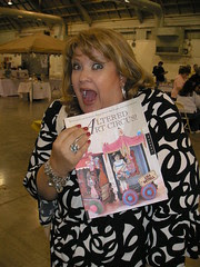EEEK, I got a book! Jen!