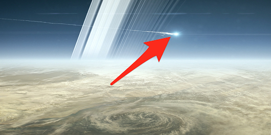NASA's groundbreaking Cassini probe is dead after 20 years of exploring Saturn on nuclear power