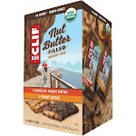 Clif Nut Butter Filled Energy Bars (8 Chocolate Peanut Butter, 8 Peanut Butter)