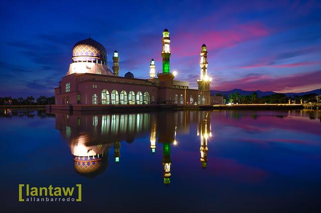 Masjid Bandar Kota Kinabalu (City Mosque)