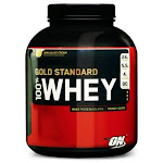 Optimum Nutrition Gold Standard 100% Whey Protein, French Vanilla Creme - 5 lb tub