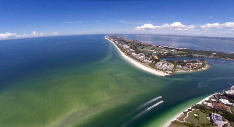 Longboat Key Rated in the Top Ten