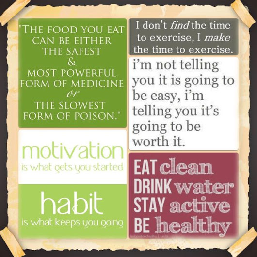 "Want to be healthier? Get Rid of the word ""Should"" — MealDiva"
