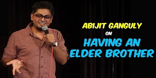 Meet Abijit Ganguly StandUp Comedian And A Youtuber - All Story | AllStory.org - Media, News & Publication