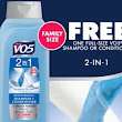HURRY-Get Your FREE Full Sized VO5 Shampoo While Supplies Last!