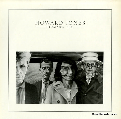 JONES, HOWARD human's lib