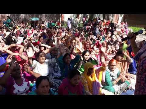 Anganwadi workers hold protests in Jammu, demand hike in honorarium
