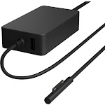 Microsoft - Power Adapter - Black