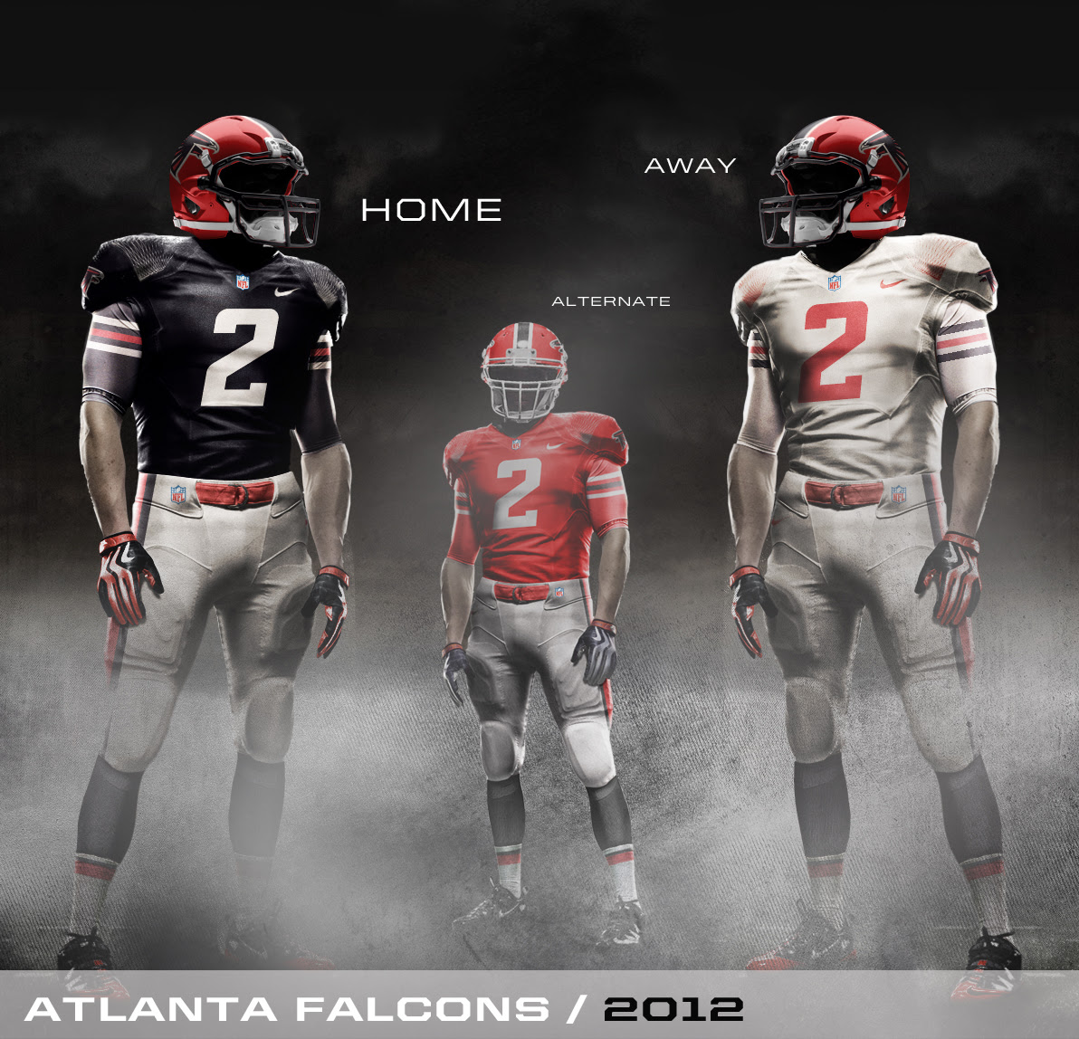 Image result for falcons new uniforms