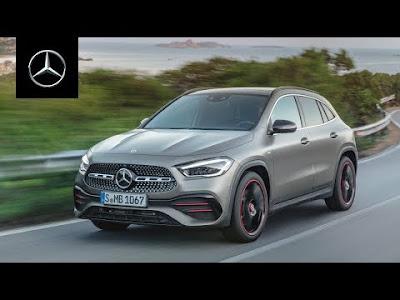 Mercedes-Benz GLA (2020): World Premiere | Trailer