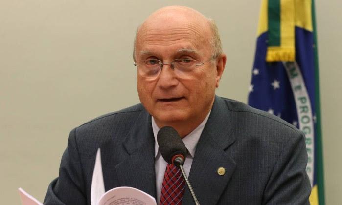 Resultado de imagem para ministro da Justiça, Osmar Serraglio,