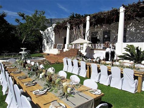 Beautiful Garden Wedding Venues Cape Town   Fasci Garden
