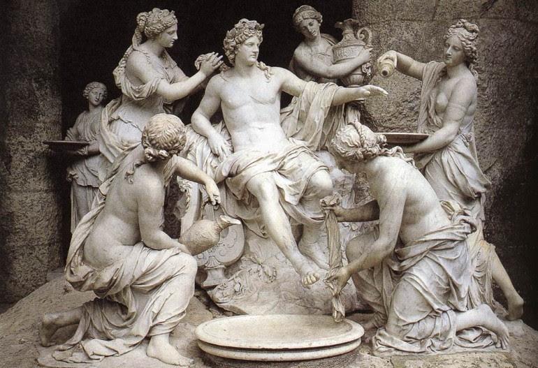 Resultado La imagen de la escultura barroca