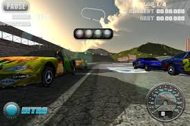 N.O.S. Car Speed-race [APK+DATA]