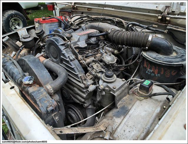 Mysuzuki 4x4  Suzuki Sj With Toyota 2c Engine